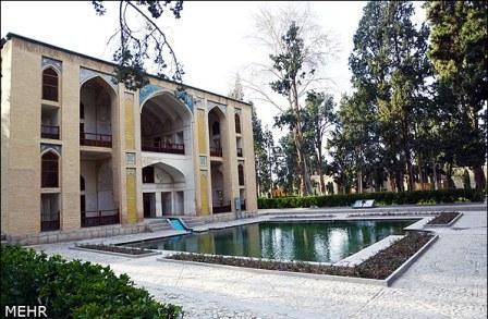 باغ فین کاشان عروس باغ های ایرانی