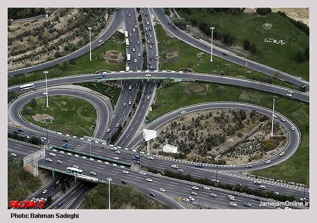 تهران صاحب نقشه راه شد