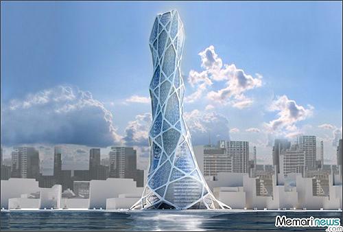 برج بیونیک LAVA