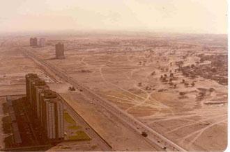 دبی از سال 1990 تا آلان