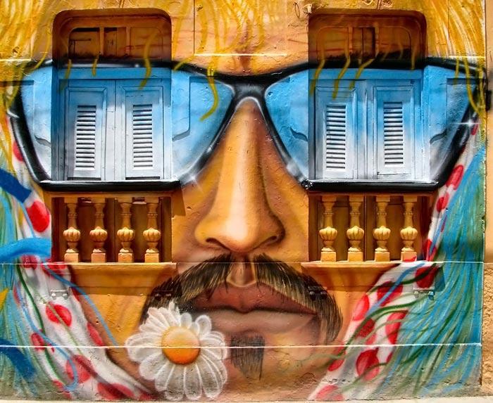 دیوارنگاری در تهران از دیروز تا امروز