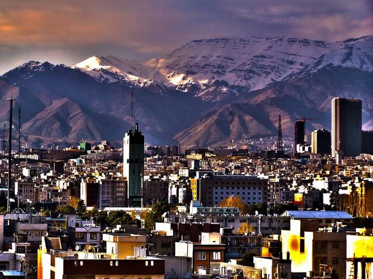 خطرناک ترین نقاط در زلزله تهران