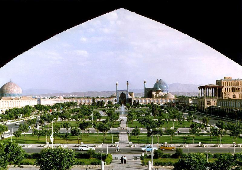 ضوابط شهرسازی معماری اسلامی ایرانی