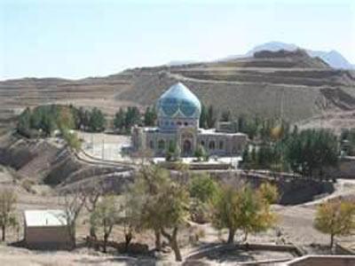 مسجد جامع خضری در خراسانجنوبی