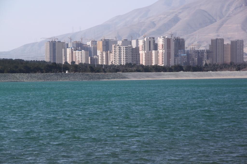 دریاچه چیتگر تاثیری در فعال شدن گسل های تهران ندارد