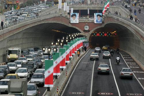 تهران به شهر تونلهای شهری تبدیل شده است