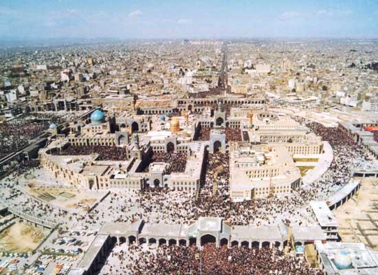 شهرسازی دوران معاصر ايران
