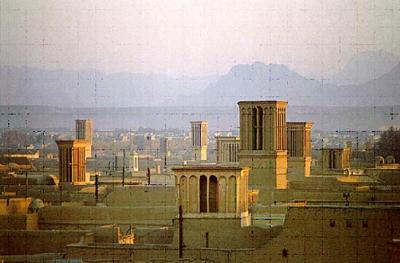عناصر اصلى شهرهاى اسلامى - ايرانى