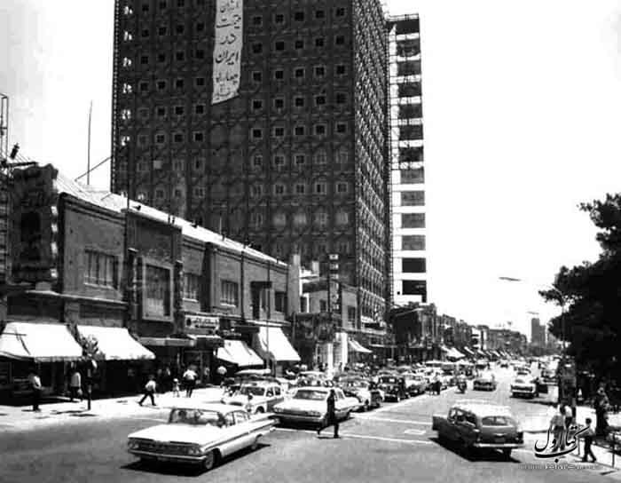 شهرسازی قبل از انقلاب اسلامی