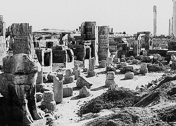 سيرتحول برنامه ريزي شهري بعد از ورود اسلام به ايران