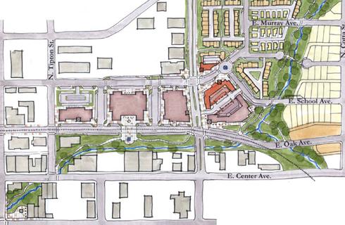 انواع طرحهای برنامه ریزی شهری و منطقه ای