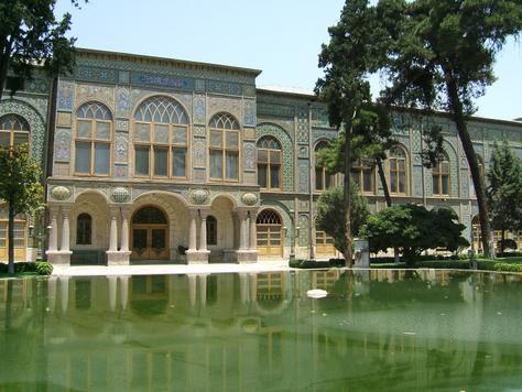 کاخ گلستان ثبت جهانی شد