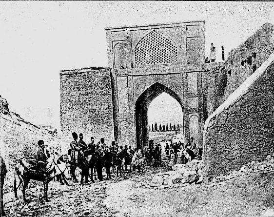 شهرهای تاریخی جهان اسلام:شیراز