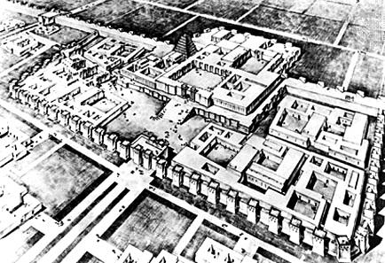 سیر تحولات شهر سازی در دنیا-تمدن سومری