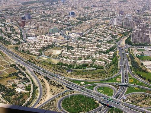 طرح ساماندهی حریم تهران