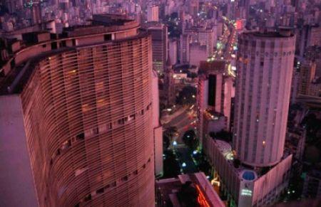 شهر سائوپائولو برزیل