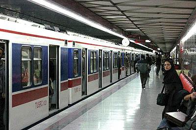مترو تهران فراتر از خاورمیانه و در جایگاه دوازدهم دنیاست