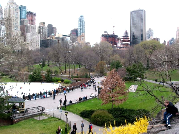 پارک مرکزی نیویورک - آمریکا