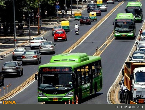 سفری با BRT از کلمبیا تا چین + عکس