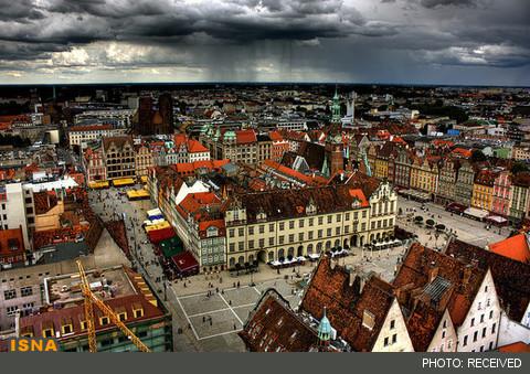 درخشش معماری در رنگارنگترین شهرهای جهان + عکس