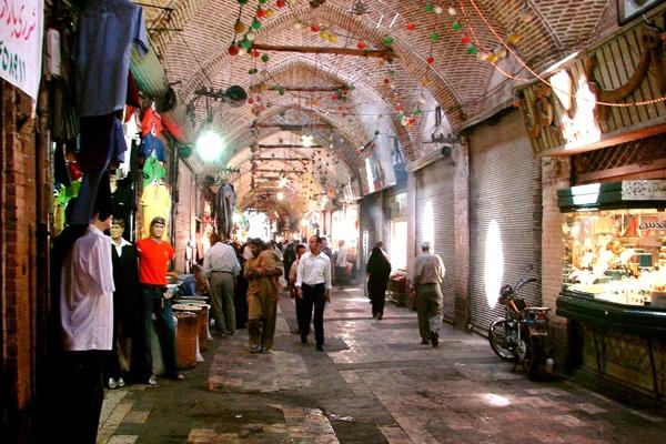 بازار تاریخی ری تهران