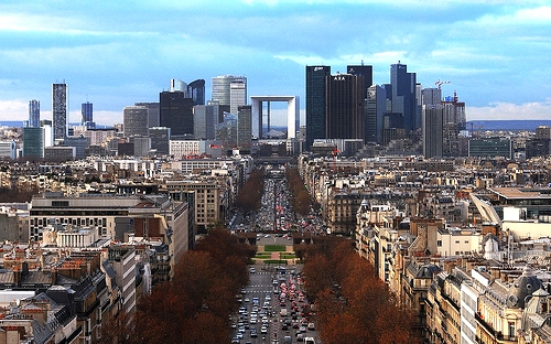 شهر پاریس فرانسه