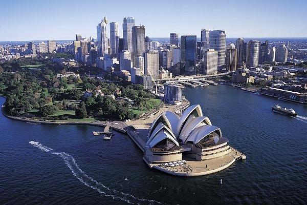 شهر سیدنی استرالیا
