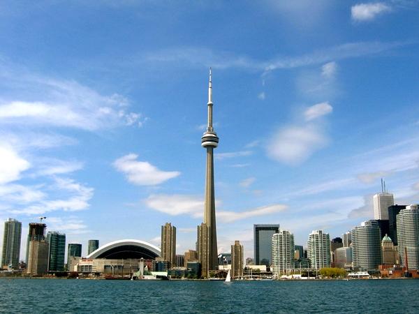 شهر تورنتو کانادا