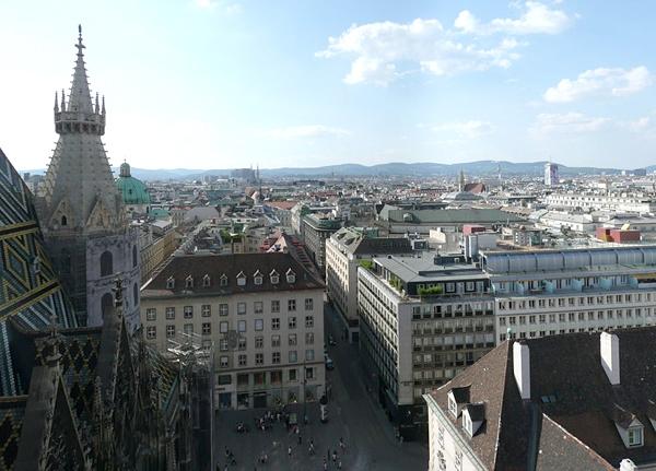 شهر وین اتریش