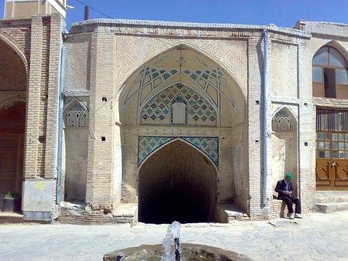 آبانبار حاج مهدی مرکزی