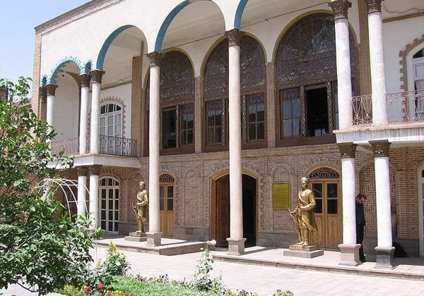 خانه مشروطه - آذربایجانشرقی
