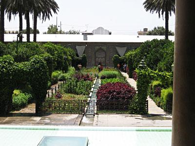 باغ نارنجستان قوام فارس