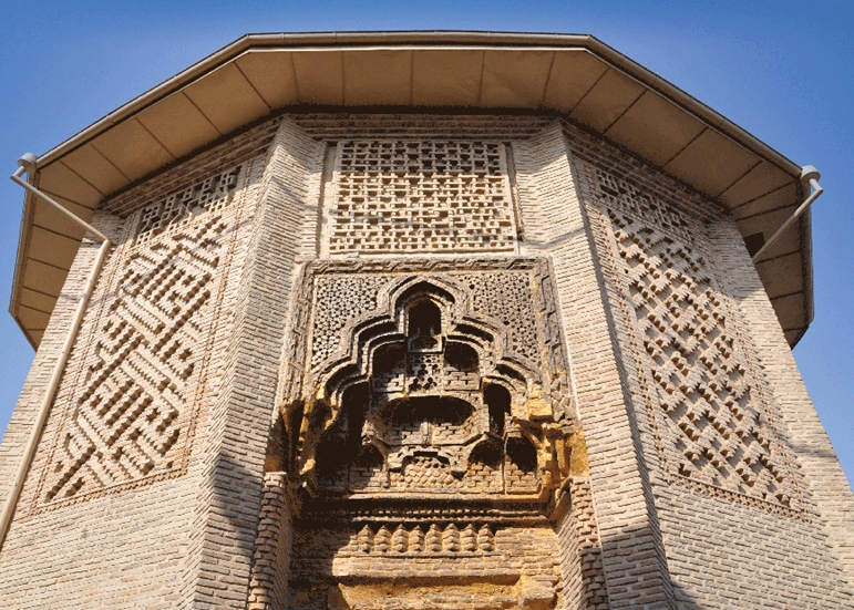 حفط ارزش معماری ایران