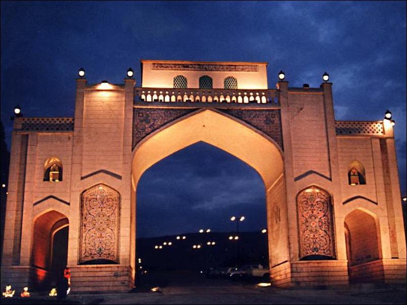 هویت تاریخی شیراز