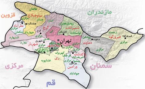 تعیین حریم پایتخت؛ بزودی