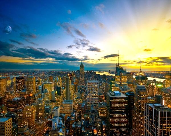 شهر نیویورک در سال 2028