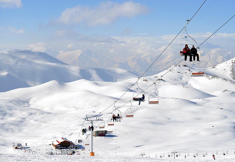 فایل اتوکد منطقه 1 تهران (ایستگاه های توچال)