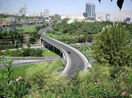 فایل اتوکد منطقه 3 تهران (پارک طالقانی)