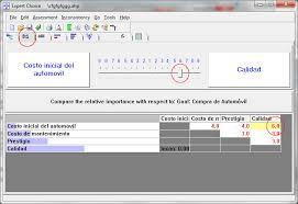 نرم افزار اکسپرت چویس Expert Choice 11