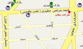 فایل اتوکد منطقه ۷ تهران (مطهری – شریعتی)