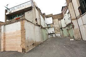 پایان نامه تحلیل شاخصهای کالبدی آسیبپذیری لرزهای در بافتهای فرسوده شهری