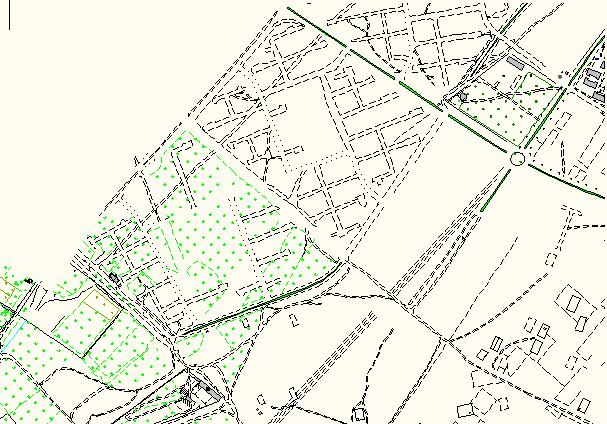 فایل اتوکد شهر مشهد (بخش اول)