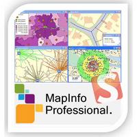 MapInfo Professional 11.5.0.16 - ساخت نقشه جغرافیایی