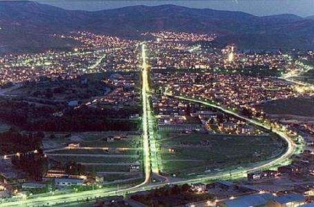 زلزله و مسائل زمينساختي شهر و منطقه مهاباد
