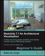 کتاب راهنمای مقدماتی SketchUp 7.1 برای تجسم معماری