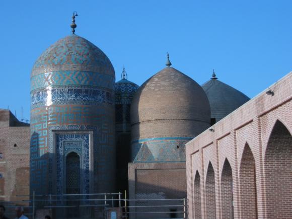 میراث کهن الگویی شهر اسلامی اردبیل