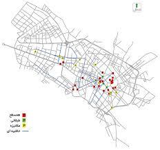 طرح جامع حمل و نقل مشهد