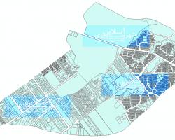 GIS منطقه ۴ ناحیه ۵و۸