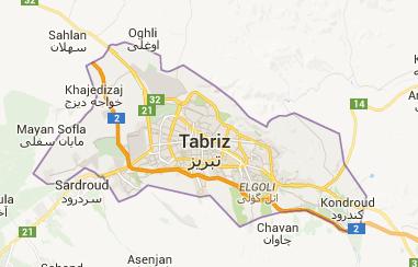 اكولوژي ازدحام شهري در حواشي شهر تبريز