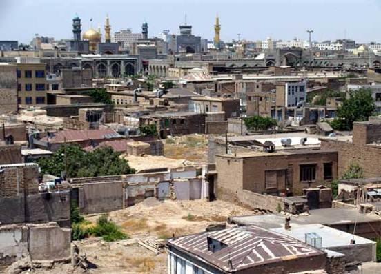 حاشیه نشینی در محدوده شهر ارومیه
